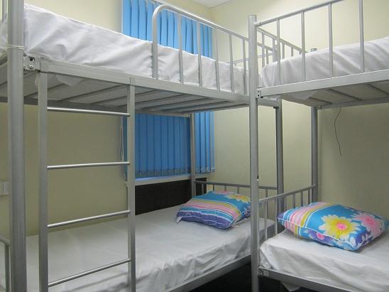Общежитие коммунального типа текстильщики